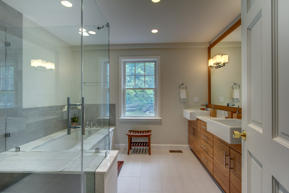 Gorgeous Kitchen Renovation In Potomac Maryland: Modern 1st Floor Remodel