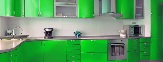 10 Ideas for Greening Your Kitchen Remodel