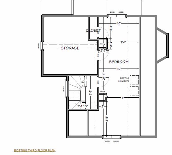 Sample Attic Master Suite - PEGASUS