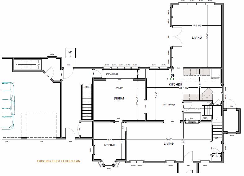 Sample Kitchen Remodel Pegasus Design To Build