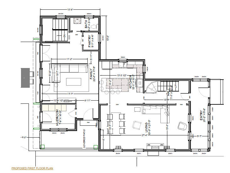 Sample Large Two Story Addition Pegasus Design To Build